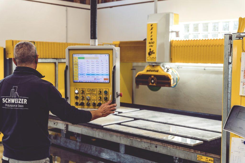 Startseite CNC Maschine 1